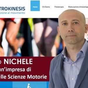 Corrado Nichele al Talk Show sulle Scienze Motorie